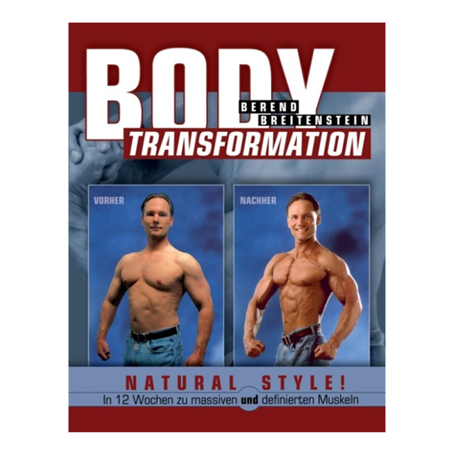 Body Transformation/Natural Style